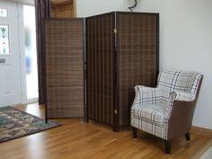 The Kochi 3 Panel Screen has three wider panels at 60 cm each.