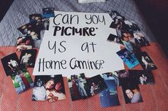 Homecoming proposals are fun to look at and probably fun to receive, although I do feel like they put a crazy amount of pressure on people.If you need some ideas to create your own or you just want to see some extra stuff that's actually pretty cute, this is the right place for you.Here are someadorable homecoming proposalsthat are almost too sweet to make fun of (almost).