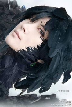 Howl Jenkins Pendragon | Howl's Moving Castle | Credits to the cosplayer, I don't own the picture. > <;