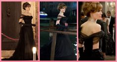 """Angelina Jolie em """"O Turista"""" (2011) – Com um vestido divino preto, ar de mistério e magnetismo, Elise (personagem de Jolie) brilha em um dos lugares mais incríveis do mundo: Veneza."""