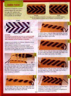 Wuitral Kapen: Őrzők a fésűkernyőben (Maria Loom) Inkle Loom, Loom Weaving, Tablet Weaving, Hand Weaving, Swedish Weaving, Weaving Projects, Woven Wall Hanging, Weaving Patterns, Tapestry Weaving