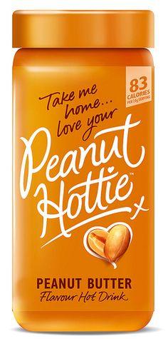 Peanut Hottie Peanut Butter Flavour Hot Drink
