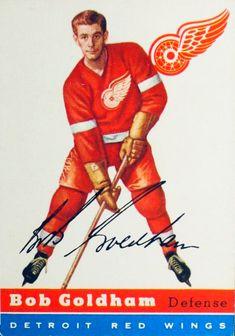Red Wings Hockey, Wayne Gretzky, Hockey Games, Sports Figures, National Hockey League, Detroit Red Wings, Nhl, Baseball Cards, 4 Life
