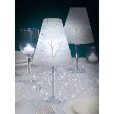 Wine Glass Lampshade  http://cgi.ebay.co.uk/ws/eBayISAPI.dll?ViewItem&item=261345342031