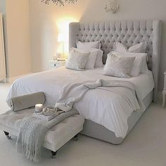 54 Modern Bedroom Design Trends and Ideas in 2019 Part bedroom ideas; bedroom ideas for small room; Serene Bedroom, Beautiful Bedrooms, Warm Bedroom, Modern Bedroom Design, Master Bedroom Design, Modern Decor, Contemporary Bedroom, Rustic Modern, Bedroom Designs