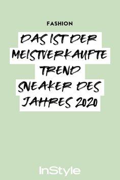 Habt ihr schon den absoluten Trend Sneaker des Jahres geshoppt? Falls nicht: An diesem Turnschuh kam 2020 niemand vorbei. #instyle #instylegermany #sneaker #schuhtrend