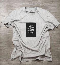 Anti Social Social Club Tee perfect