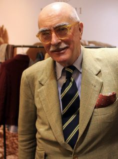 Luciano Barbera Tells You How To Transition Gracefully Into Autumn.But, will you listen?