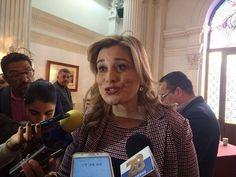 Lamenta Maru Campos votos en contra de regidores en presupuesto 2018; tenían información errónea dice | El Puntero