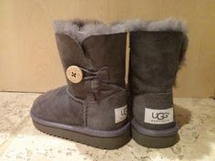 Bailey button boots Ugg boots children http://thisdayilove.blogspot.co.uk/2012/12/review-ugg-boots-children.html