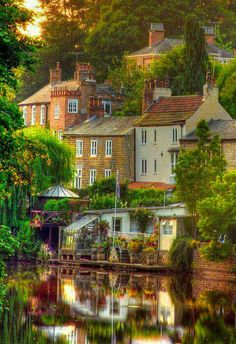 Travel Inspiration For England Knaresborough Harrogate North Yorkshire