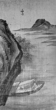 (Korea) Landscapes Folder Screens by Jeong Seon ca century CE. ink on paper. National Museum of Korea. Korean Art, Chinese Painting, National Museum, Pattern Art, Screens, 18th Century, Oriental, Folk, Gallery