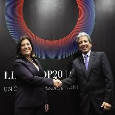 2014- Lima será sede de la COP20