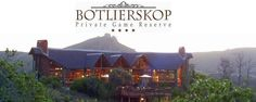 botlierskop Safari Wedding, Private Games, Game Reserve, Lodges, South Africa, Stuff To Do, Wedding Venues, Bucket, Cabin