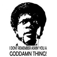 Jules From Pulp Fiction Quotes. QuotesGram