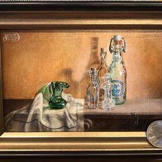What great news! I took 2nd 3rd and honorable mention awards at the Miniatures in Mariposa Art Show at Sierra Artists Gallery!!! #miniatureart #miniaturefineart #miniaturepainting  #sierra #debrakeirce #debkart
