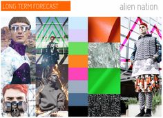 TREND COUNCIL F/W 2015- ALIEN NATION