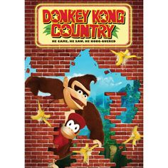 Donkey Kong Country (dvd_video)