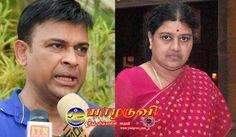 சசிகலாவின் அலம்பல் – இலங்கை இணை அமைச்சர் விமர்சனம் ! #TamilNadu #Sasikala #SriLanka #RanjanRamanayake http://www.yaalaruvi.com/archives/14992