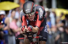 Utrecht - Netherlands - wielrennen - cycling - radsport - cyclisme - Rohan Dennis (BMC Racing Team)  pictured during  le Tour de France 2015 - stage 1 - from Utrecht to Utrecht  - ITT - Time trial Individual - contre le montre 13, 8 km on saturday 04-07-2015 - photo VK/NV/PN/Cor Vos © 2015