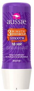 https://birchbox.fr/r/vanillestilettos Aussie 3 Minute Miracle Smooth Deep Conditioner