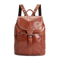6da5e0181c1d Women's leisure backpack fashion cowhide backpack Utazó Hátizsák,  Hátizsákok, Hátitáska, Bőr, Luxus