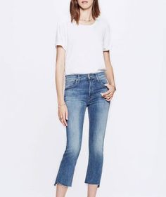 39ddd697 New how to wear flats with jeans stylists 64 Ideas Denim Tees, Best Jeans,