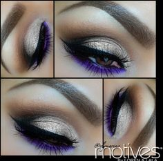 I love the purple!