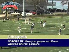 Winning Offensive Sets & Drills for Lacrosse