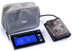 Ozeri CardioTech Premium Series BP3T Digital Arm Blood Pressure Monitor With Demo Video - Griffin's Honey Blog