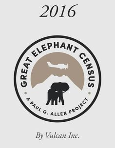 A MUST READ! PLEASE SHARE TOO! #ClippedOnIssuu from Paul G. Allen's Great Elephant Census 2016
