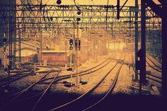 rail road by choi jinho on 500px