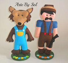 www.facebook.com/ArteBySolArteEmFeltro