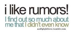 Quotes About Spreading Rumors