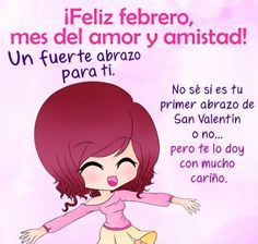Feliz dia del amor 14 de Febrero