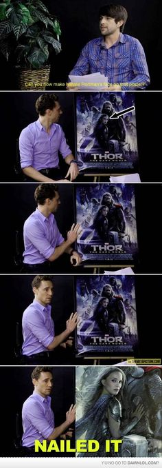 The interview that started it all