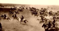 Oklahoma Land Run 1889  (This is where it started... not with me of course!)