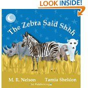 The Zebra Said Shhh -  http://frugalreads.com/the-zebra-said-shhh/ -  The Zebra Said Shhh Sun, 23 Feb 2014 12:30:53 GMT $0.99  Please bear in mind that prices at Amazon may change at any moment. If you see something you want - snag it while it's hot!