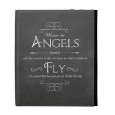>>>Order          	Trendy Chalkboard Women Are Angels Design iPad Folio Case           	Trendy Chalkboard Women Are Angels Design iPad Folio Case We provide you all shopping site and all informations in our go to store link. You will see low prices onHow to          	Trendy Chalkboard Women Ar...Cleck Hot Deals >>> http://www.zazzle.com/trendy_chalkboard_women_are_angels_design_case-222696570783109844?rf=238627982471231924&zbar=1&tc=terrest