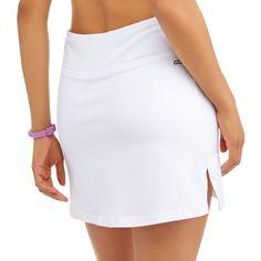 Women's Core Active Dri-More Skort Casual Heels, Casual Wear, Anti Chafing Cream, Jersey Knit Skirt, White Skort, Golf Attire, Golf Skirts, Womens Workout Outfits, Best Wear