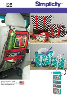Simplicity Creative Group - Totes and Organizers