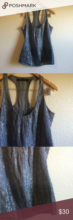Akiko • Top This gorgeous shimmery tank has an ombré look. Akiko Tops Tank Tops