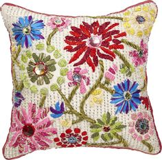 Bright and Beautiful Embroidery