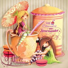 2/6 gourmet sweets