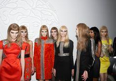 .Milan Fashion Week Versace