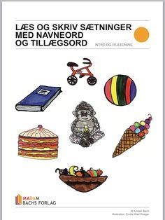 Dette materiale er udarbjdet af Kirsten Bach.         4 pdf. hæfter til udprint som booklets eller til arbejde på computeren. Hvert...