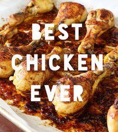 Easy Weeknight Paleo/ Whole 30 Chicken (Best Drumstick Recipe EVER)