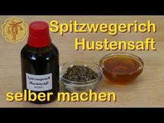 Rezepte: Spitzwegerich-Sirup