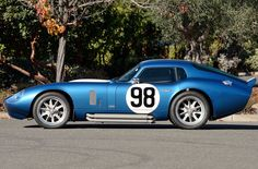 """982 Likes, 9 Comments - Silodrome® (@silodrome) on Instagram: """"The story of the Shelby Daytona Coupe became an American racing saga unlike almost any other. It…"""""""