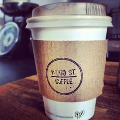 Clare's cafe chronicles: Wood St Coffee